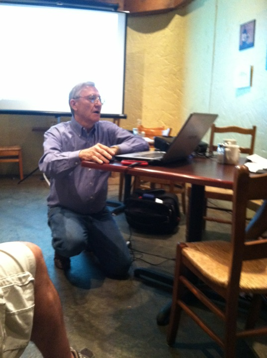 ASQ Planning session. Great turnout. @ASQ1521 - Gary Lane of Synergistic Systems facilitating.