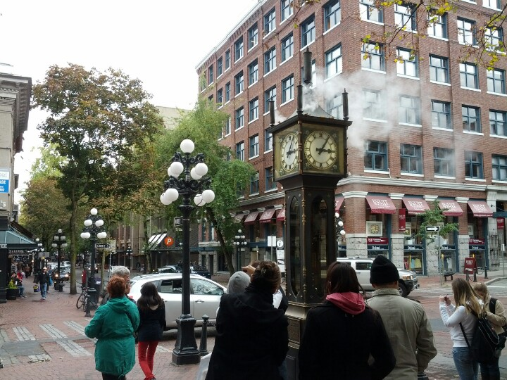 Gastown Neighborhood